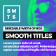 Smooth Titles
