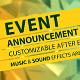 Event Announcement Promo