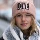 Winter Blond Love