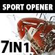 Fast Sport Ball Opener 7in1