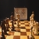 Classic Chess Game & Checkmate with Chess Clock.