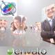 Multi Video 3D Logo - Apple Motion