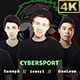 YouTube Cybersport Gaming Pack