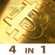 Bitcoin Logo Pack