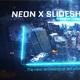 Neon X Slideshow