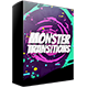Monster Transitions