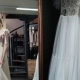 Wedding Gown Fitting. Fashion Look