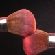Pink Powder Explosion with 2 Beauty Brushes