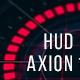 Sci-Fi HUD - Axion
