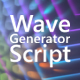 Background Wave Generator