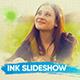 Watercolor Ink Slideshow