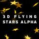 3D Flying Stars