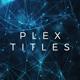 Plex Titles