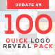 Quick Logo Reveal Pack