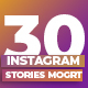 30 Trendy Instagram Stories I Mogrt