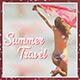 Summer Travel Freeze Frame