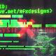 Hacker Logo Glitch Intro Reveal