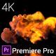 Fire Action Logo - Premiere Pro