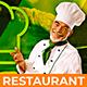 Food Restaurant Promo