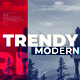 Trendy Modern Opener