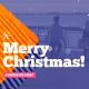 Flat Christmas Broadcast Pack