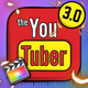 The YouTuber Pack - Comic Edition V3.0 - Final Cut Pro X & Apple Motion