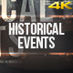 Historical Events Slideshow/Titles