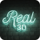 Real 3D Neon Sign Kit