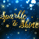 Sparkle Christmas Greetings