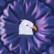 Falling 3D Glossy Logo