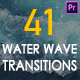 Realistic Water Wave Transitions Pack