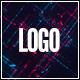 Digital Grid Logo Animation