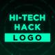 Hi-Tech Hack Logo Reveal
