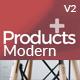 Modern Product Promo V2