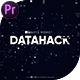 Glitch Logo - Data Hack for Premiere Pro
