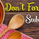 Mukbang Food Youtube Intro