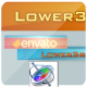 Corporate Cube Lowerthird Pack - Apple Motion