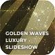 Golden Waves Luxury Slideshow