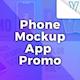 Phone Mock-up App Promo