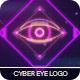 Cyber Eye Logo