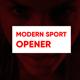 Energy Opener | Sport Promo | Motivation Intro | Action Slideshow