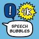 Adjustable Speech Bubbles