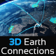 3D Earth Connections