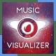 Audio React Parallax Music Visualizer