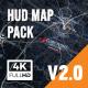 HUD World Map Pack
