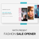 Fashion Sale Opener