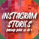 Instagram Stories Promo Pack 21 in 1