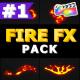 Doodle Fire FX Elements | Final Cut Pro X