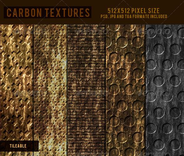 Carbon Textures