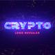 Crypto Logo Reveal